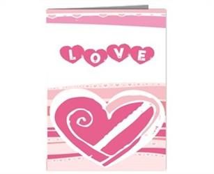 爱着您的心 语音贺卡