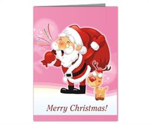 圣诞快乐 语音贺卡