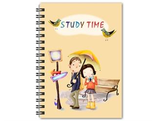 【雨中漫步】 笔记本