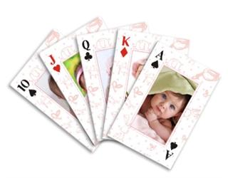 【萌神】 照片扑克