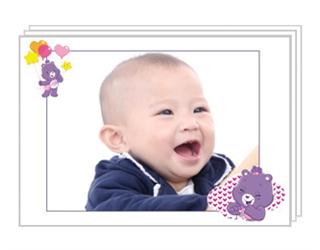 【可爱熊】 lomo卡(16张)