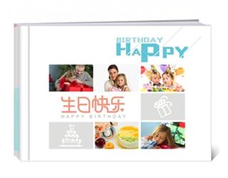 【生日快乐】 A5纪念册